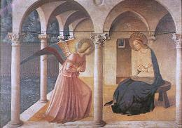 Annunciazione, Fra Angelico